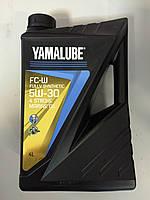 Моторное масло Yamalube FC-W 5W-30 4л