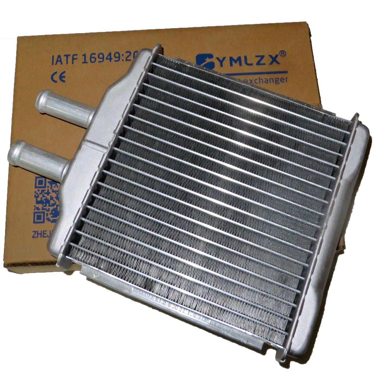 Радиатор печки Лачетти, Нубира, YMLZX, YML-BH-119, 96554446-