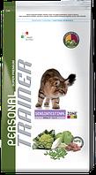 Trainer Personal (Трейнер Пёсонал) Adult Sensintestinal корм для кошек с чувствительным пищеварением 2 кг