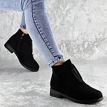 Ботинки женские зимние черные Fobar 2273 (38 размер), фото 3