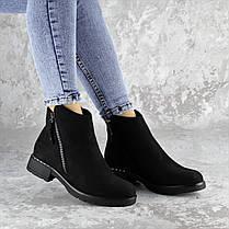 Ботинки женские зимние черные Gertie 2280 (36 размер), фото 3