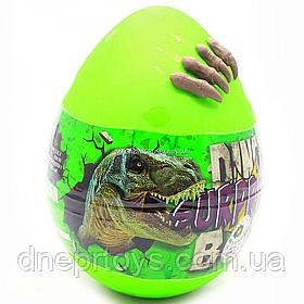 Ігровий набір Danko Toys Dino WOW Box яйце динозавра з аксесуарами 30х20х20 см, російська (DSB-01-01)