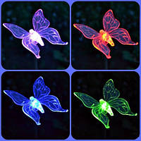 Светильник на солнечной батарее Wolta Butterfly