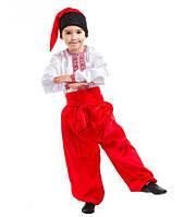 Костюм Козак Казак Украинец для мальчиков 4,5,6,7,8 лет Детский карнавальный национальный костюм 343