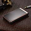 Телефон-раскладушка TKEXUN T12 (черно-медный)