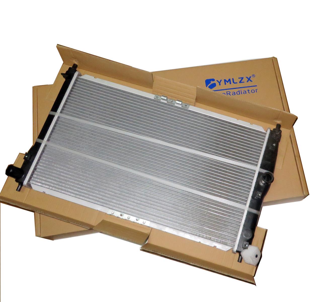 Радіатор основний Леганза, МКПП, YMLZX, YML-BR-239, 96273596-