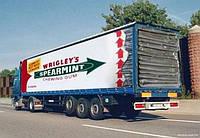 Брендирование грузовых автомобилей Киев
