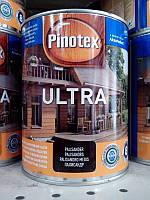 Пропитка для дерева Pinotex ULTRA красное дерево 1л