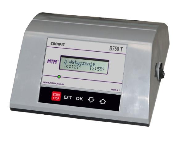 Электронный юлок управления котлом на отработке Кронас Фото-3