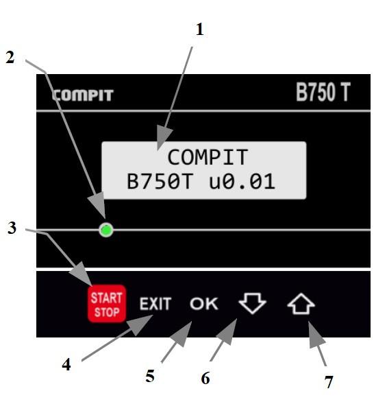 Электронный юлок управления котлом на отработке Кронас Фото-4