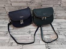 Женская Сумочка  клатч сумка David Jones через плечо кросс-боди. Зелёный , синий