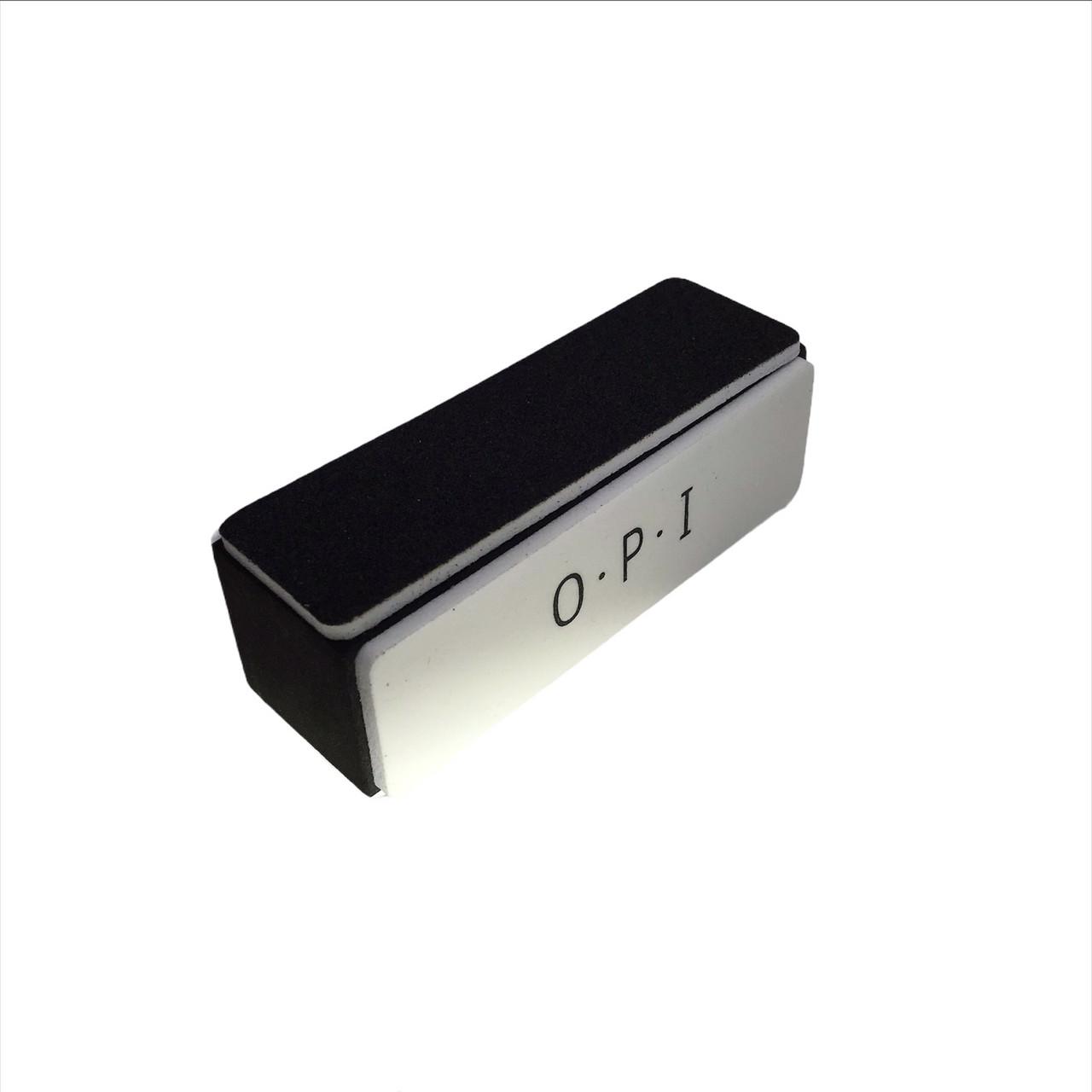 Баф для ногтей O.P.I. 4-х сторонний