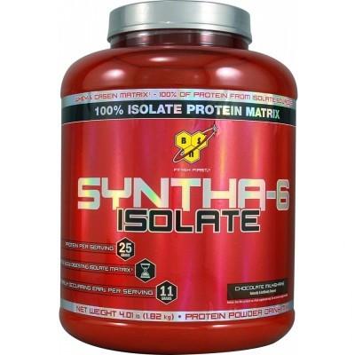 Ізолят сироваткового протеїну BSN Syntha 6 Isolate 1.8 kg
