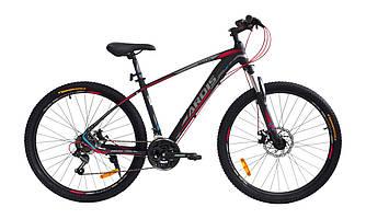 """Велосипед ARDIS DALLAS 27.5"""" 17"""" MTB AL Чорно/Красный"""