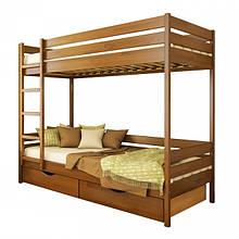 Двоярусні ліжка Фабрики Естелла