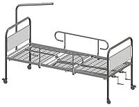 Кровать металлическая медицинская функциональная трехсекционная для пациентов ОПТОВАЯ ЦЕНА ДОГОВОРНАЯ