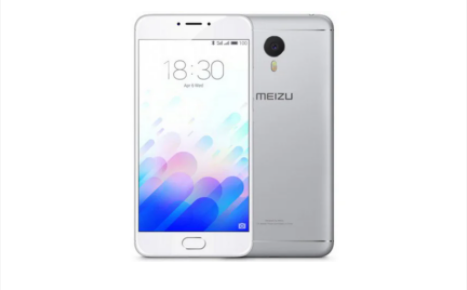 Смартфон Meizu M3 Note 32 Gb Silver Stock А-, фото 2
