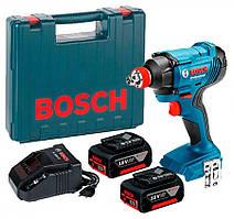 Гайковерт аккумуляторный Bosch GDX 180-LI Professional (18 В, 3 А*ч) (06019G5220)