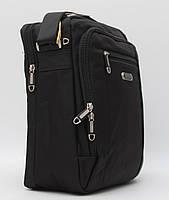 Стильная мужская сумка - планшетка через плечо / в руку с отделом для планшета