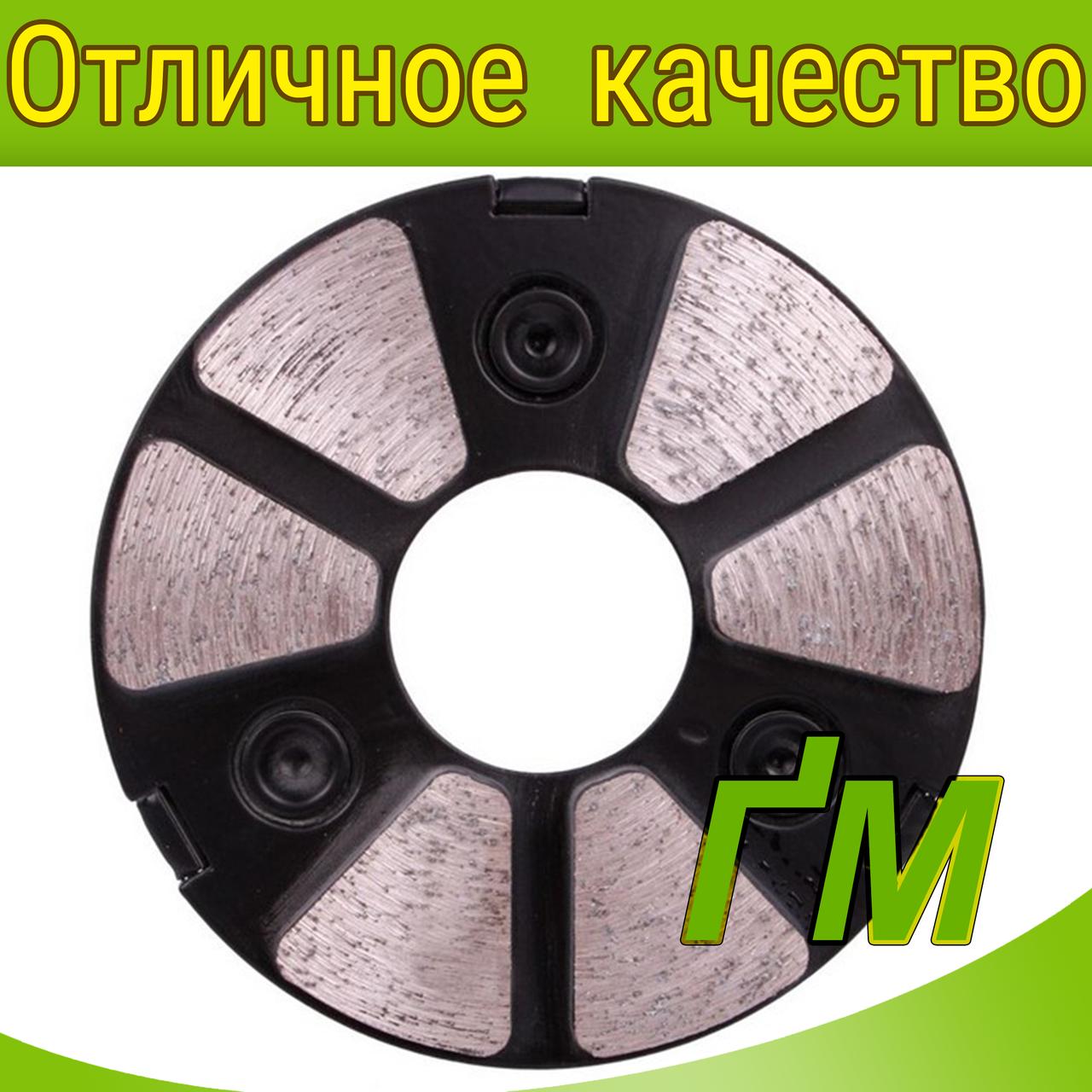 Алмазні фрези Baumesser Beton Pro GS-S 95/МШМ-6 №0