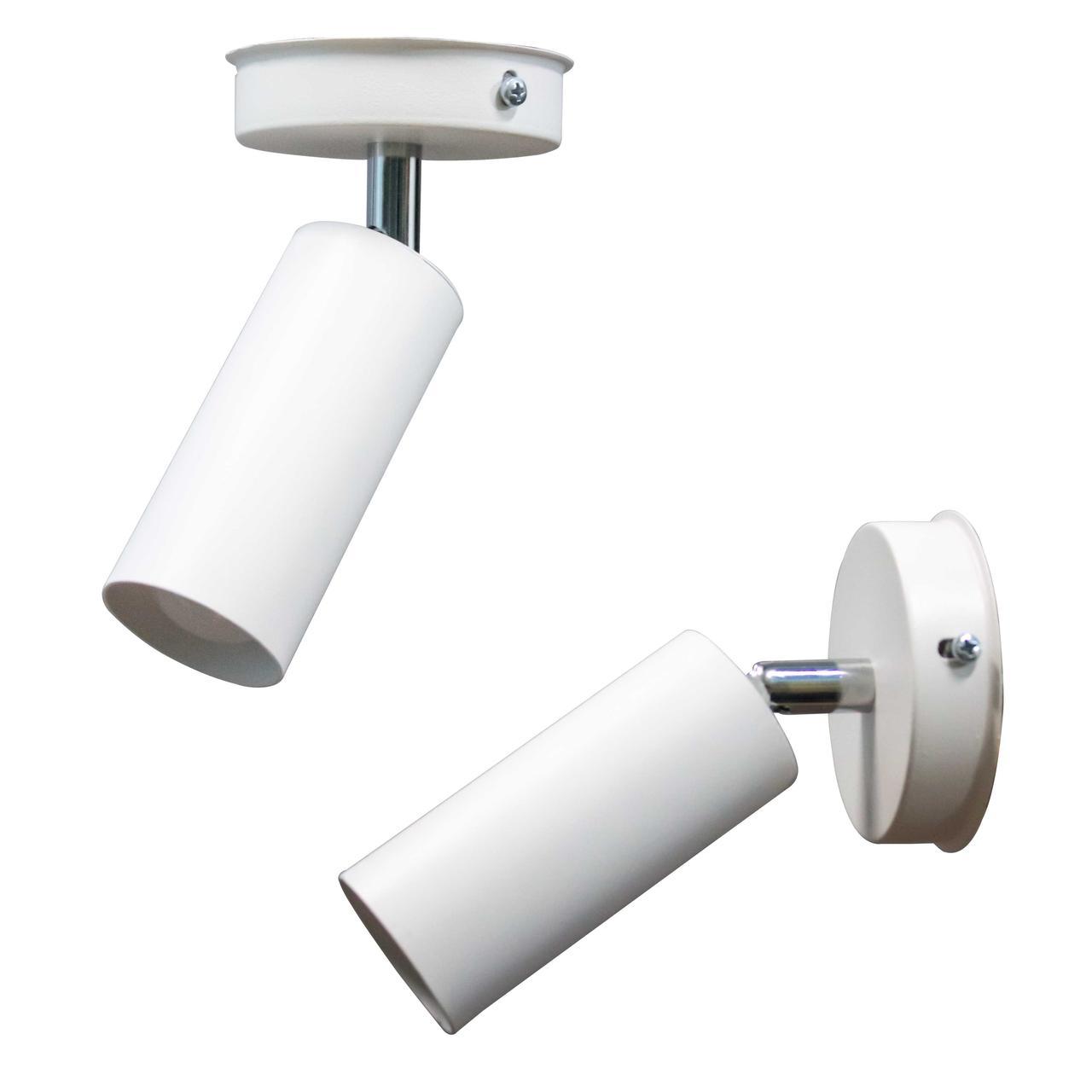 Светильник в стиле лофт MSK Electric Tube спот с поворотным механизмом NL 1105-1 W