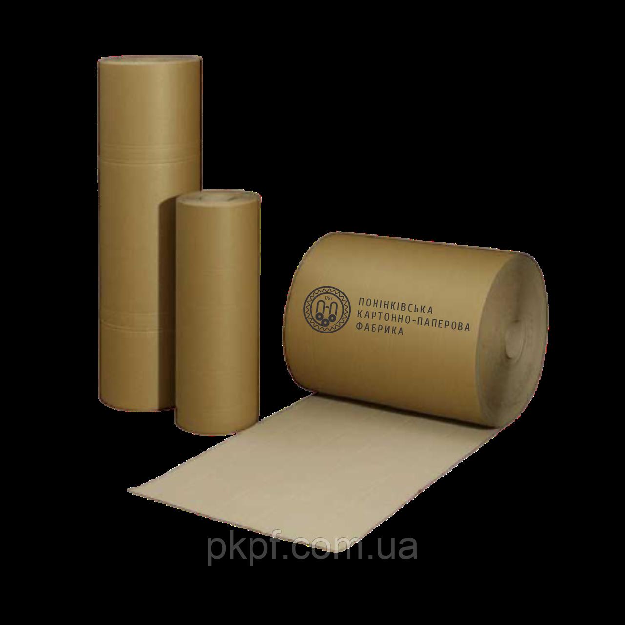 Картон для плоских шарів гофрованого картону Testliner Luxe