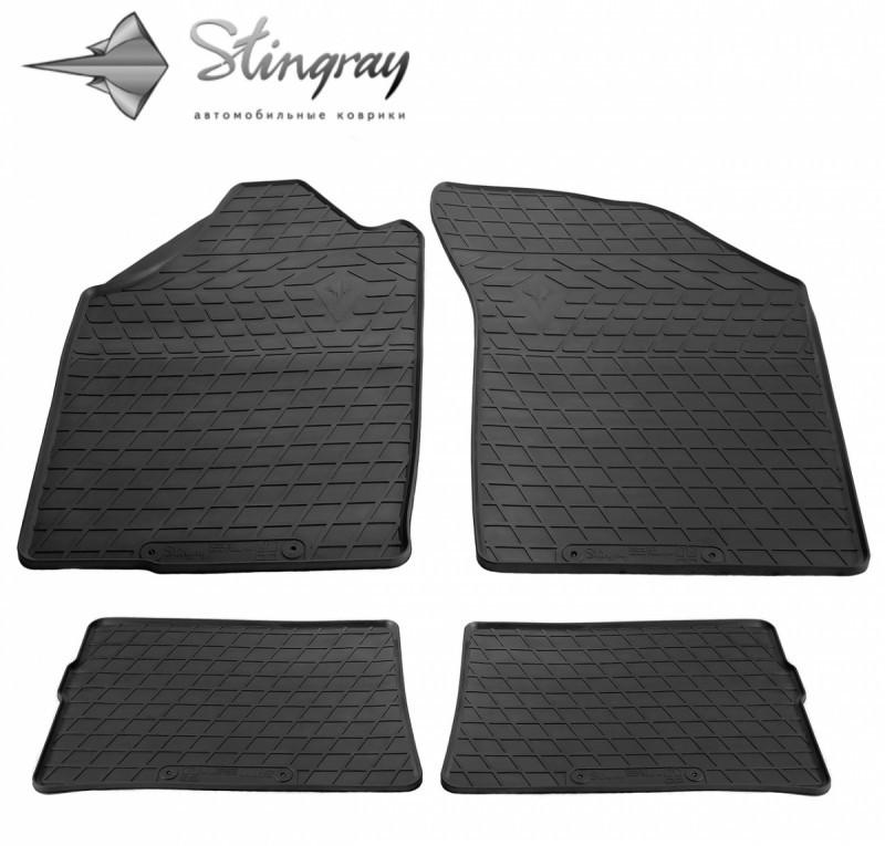 Гумові килимки в автомобіль Renault Symbol (Stingray)