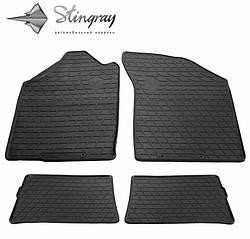 Резиновые коврики в автомобиль Renault Symbol I 1999-2008 (Stingray)