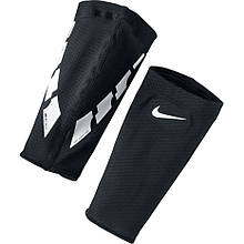 Чулок Nike Guard lock elite sleeve SE0173-011 Черный XS