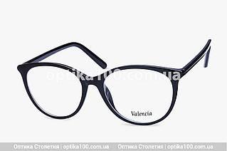 Круглые чёрные МАТОВЫЕ очки для зрения. Корейские линзы с антибликом