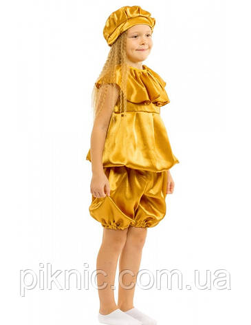 Детский костюм Картошка для детей 4,5,6,7,8 лет Карнавальный костюм Картопля для мальчиков девочек 340, фото 2