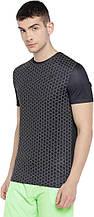 Чоловіча футболка 4F Dry L-XL чорний (H4L19-TSMF003-20S) XL