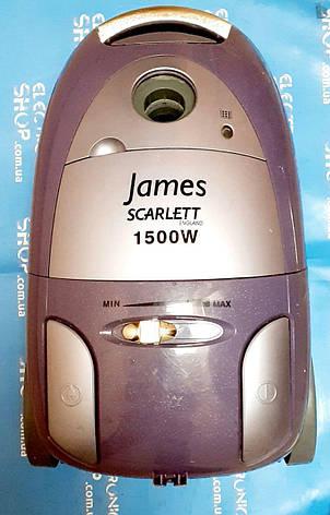 Пылесос Scarlett SC-281 1500W  б.у., фото 2