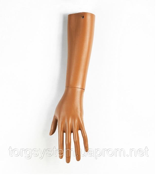 Манекен руки женской