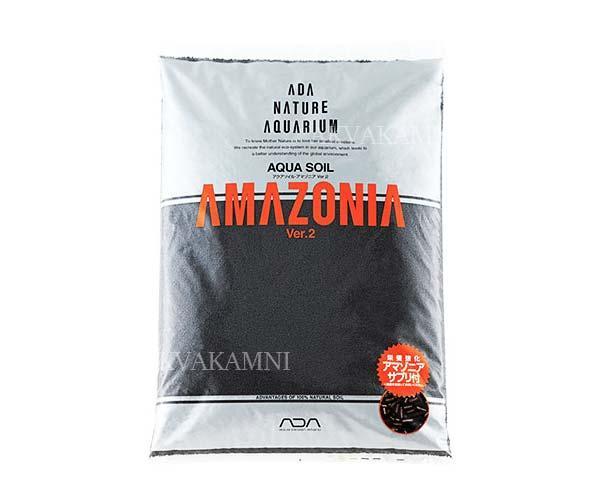 ADA Amazonia 3л - Питательный грунт для аквариума
