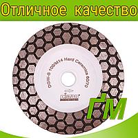 Алмазные фрезы Distar Hard Ceramics 60 DGM-S 100/M14, фото 1