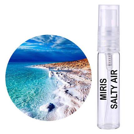 Пробник Духов MIRIS Salty Air (Аромат Соленого Воздуха) Унисекс 3 ml, фото 2
