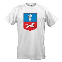 Футболка Герб города Черкасы