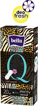 Прокладки гигиенические ежедневные Bella Panty Deo Fresh, 20шт