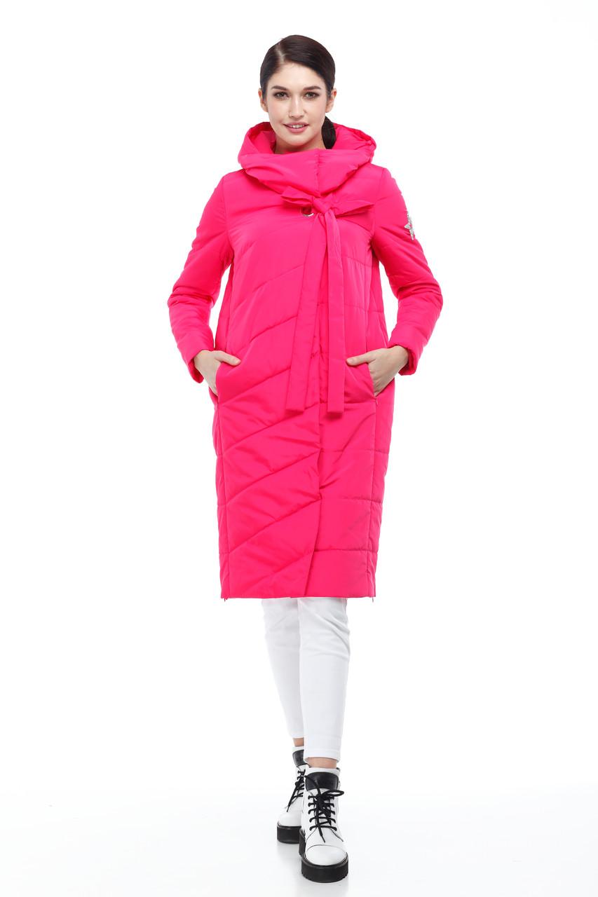 Зимняя женская куртка ORIGA Вероника 44 Фуксия