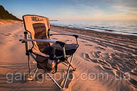 Комфортний складаний стілець-крісло ARB для кемпінгу (150 кг)