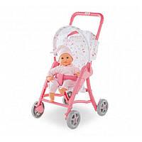 Прогулочная коляска для пупса куклы 30 см с козырьком Corolle 9000110170, фото 1