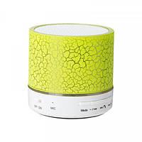 Портативная Bluetooth колонка H08, Green