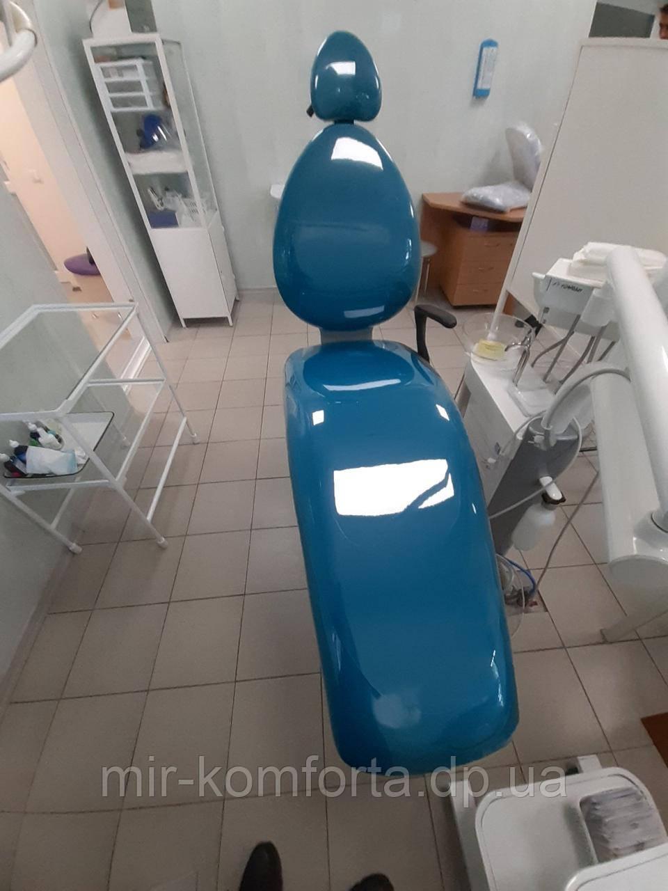 Ламінування стоматологічного крісла