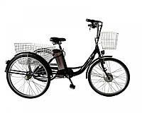 """Электровелосипед дорожный трехколесный 24"""" Kelb.Bike 350W+PAS, фото 1"""
