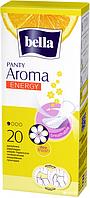 Ежедневные гигиенические прокладки Bella Panty Aroma Energy 20 шт