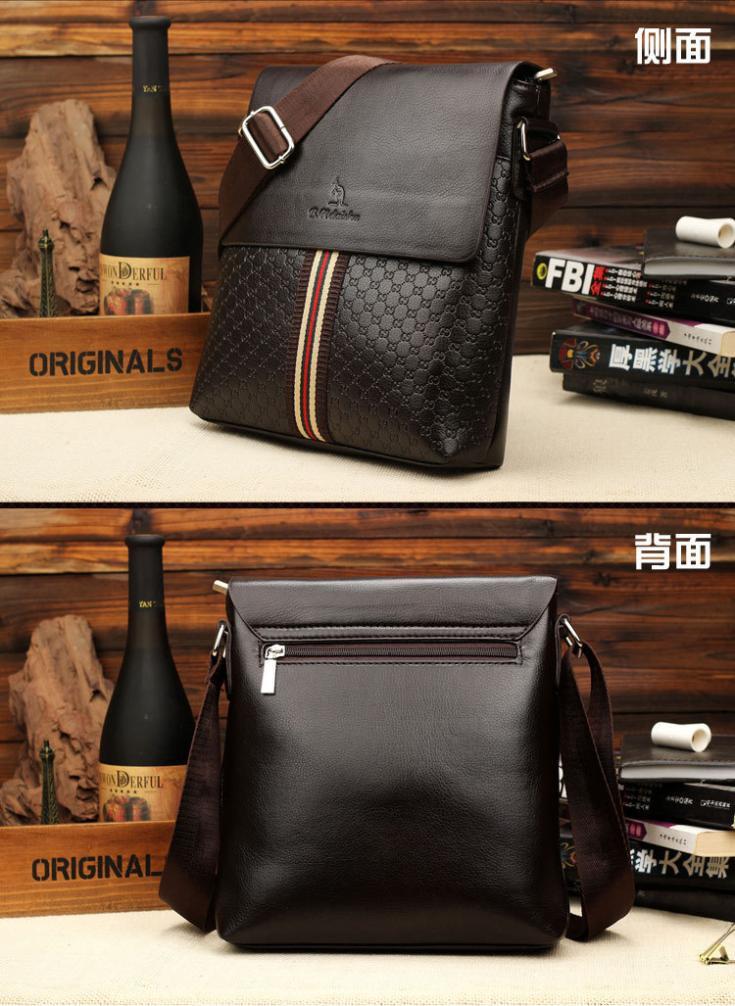 Каественная Мужская сумка B.N daishu