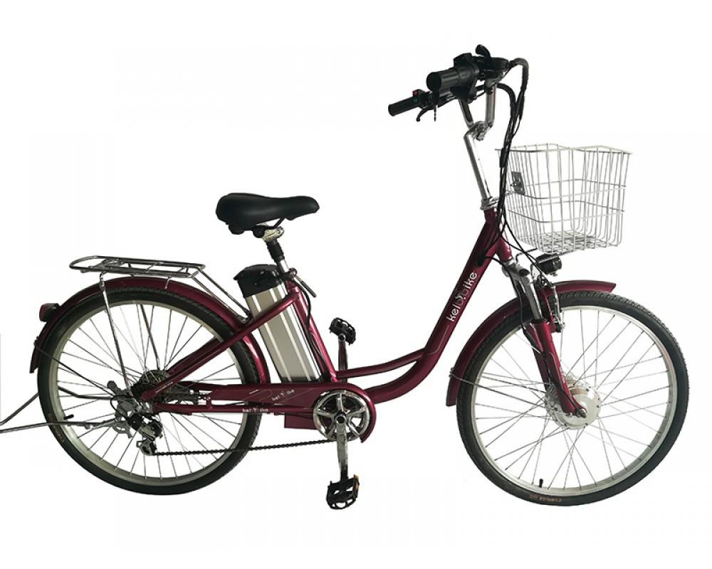 "Электровелосипед дорожный 26"" Kelb.Bike 350W+PAS"