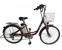 """Электровелосипед дорожный 26"""" Kelb.Bike 350W+PAS, фото 1"""