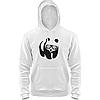 Толстовка Панда в очках жалюзи